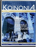 Koinonia by Larry Crabb, Jesse Brown, Steven M. Conn, Michael Santarosa, Stephanie Santarosa, Steve Ivester, Kyle Lantz, Nathan Geer, and Andrew D. Rowell