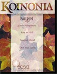 Koinonia by Brent Ellis, Steve Austin, Randy Blackford, Brad Voyles, Sara Oyer, and Rob Loane