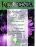 Koinonia by Siang-Yang Tan, William H. Willimon, Carolyn Arthur, Daemon Seacott, and Melanie Sunukjian