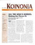 Koinonia by David Gyertson, Allison Beach, and Katie Friesen Smith