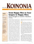 Koinonia by Bob Reed, Damon Seacott, Skip Trudeau, and Tim Johnson