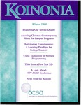Koinonia by James Kanning, Melissa J. Schermer, Eileen Hulme, and Kadi Cole