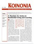 Koinonia by Sarah Beth Baldwin and Damon Matthew Seacott