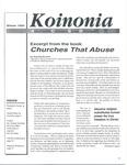 Koinonia by Jon Kulaga and Damon Deacott