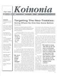 Koinonia by Paul Borden, Tim Arens, Paul Nemecek, Rob Sisson, and Andy Bratton