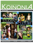 Koinonia by Connie Horton, Mark Davis, Eric Lowdermilk, Justin Heth, Caleb Farmer, Sharon Virkler, Philip D. Byers, David M. Johnstone, Jeff Rioux, Joshua Canada, Nicole Braddock Bromley, and Kim Stave