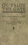 Outside the Gate by George Shaw
