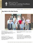 Faculty Newsletter