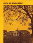 Ayres-Alumni Memorial Library (1950)