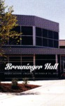 Breuninger Hall (2013) by Taylor University