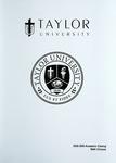 Taylor University Catalog 2008-2009