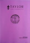 Taylor University Catalog 2006-2007 by Taylor University