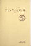Taylor University Catalog 2003-2004