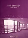 Taylor University Catalog 1998-2000 by Taylor University