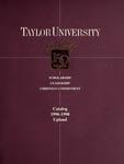Taylor University Catalog 1996-1998