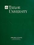 Taylor University Catalog 1990-1992