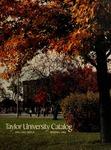 Taylor University Catalog 1981-1983