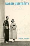 Taylor University Bulletin 1954-1955