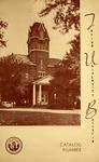 Taylor University Bulletin 1952