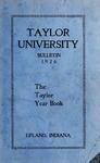 Taylor University Bulletin 1926