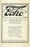 Taylor University Echo: February 1, 1914 by Taylor University