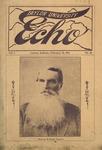 Taylor University Echo: February 15, 1914 by Taylor University