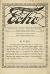 Taylor University Echo: March 1, 1914