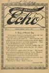 Taylor University Echo: June 1, 1914 by Taylor University