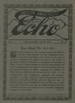 Taylor University Echo: June 15, 1914 by Taylor University
