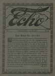 Taylor University Echo: June 15, 1914