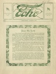 Taylor University Echo: December 20, 1917
