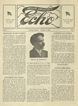 Taylor University Echo: January 10, 1918 by Taylor University