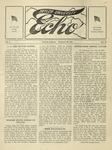 Taylor University Echo: February 28, 1918