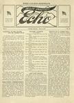 Taylor University Echo: May 9, 1918