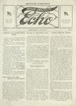 Taylor University Echo: June 13, 1918 by Taylor University