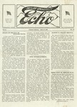 Taylor University Echo: June 27, 1918 by Taylor University
