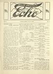 Taylor University Echo: February 11, 1919 by Taylor University
