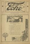 Taylor University Echo: October 28, 1919 by Taylor University