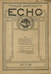 Taylor University Echo: May 11, 1920