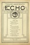Taylor University Echo: May 26, 1920 by Taylor University
