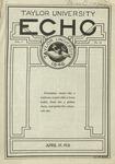 Taylor University Echo by Taylor University