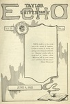 Taylor University Echo: June 6, 1922 by Taylor University