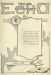 Taylor University Echo: June 6, 1922