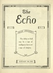 The Echo: January 8, 1924