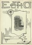 Taylor University Echo: April 30, 1925 by Taylor University