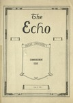 The Echo: June 16, 1925 by Taylor University