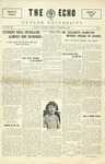 The Echo: October 9, 1925