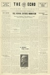 The Echo: November 13, 1925 by Taylor University