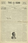 The Echo: November 27, 1925 by Taylor University