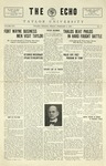 The Echo: February 5, 1926 by Taylor University